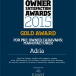 about-adria-awards-2015-gold-preowned