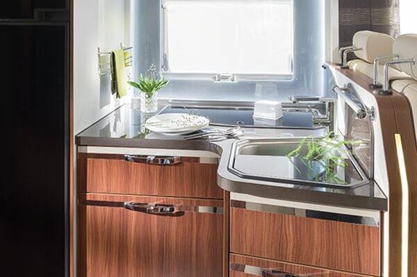 מבנה דגם קורל xl מטבח