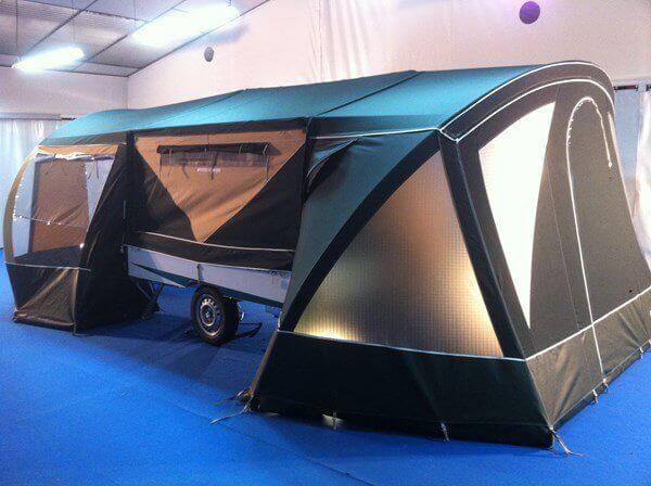 אוהל קומנצה